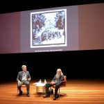 Bill Ham and Julian Cox, Friday Nights at the de Young, August 11, 2017. photo by emi